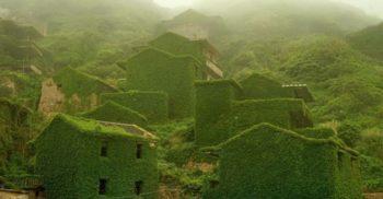 10 fotografii care ne arată cum natura învinge civilizația