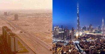 10 orașe incredibile care au evoluat dincolo de orice închipuire