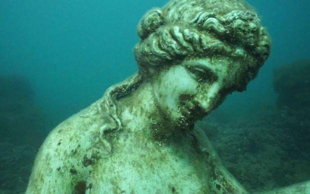 Orase scufundate - Baia