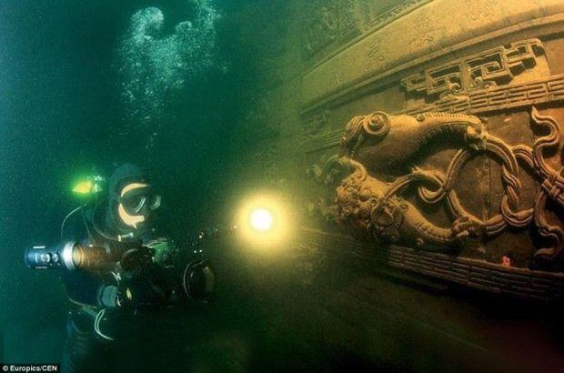 Orase scufundate - Orasul Leilor