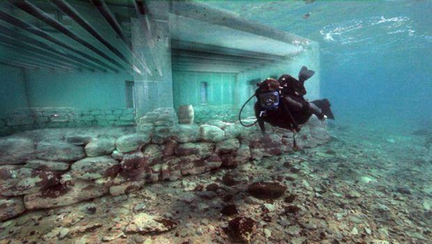 Orase scufundate - Pavlopetri