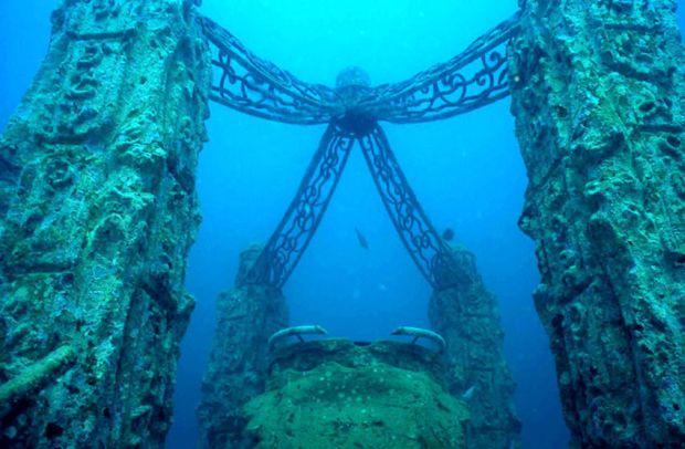 Orase scufundate - Port Royal