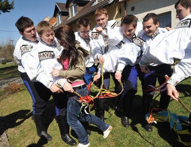 tradiții de Paște - Cehia