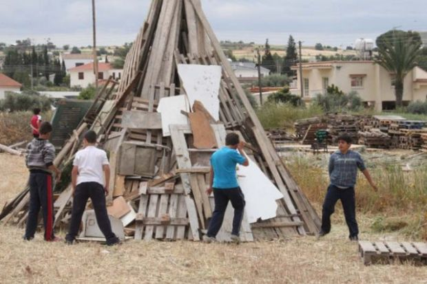 tradiții de Paște - Cipru