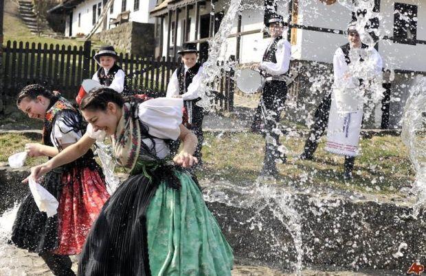 tradiții de Paște - Transilvania