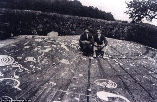 Piatra Cochno - Alti oameni