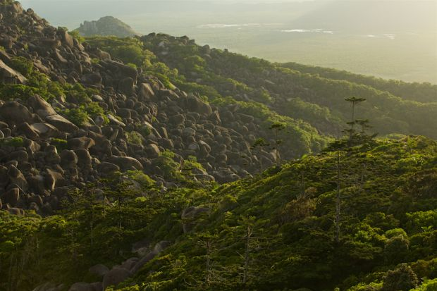 Planeta Pământ - Cape Melville