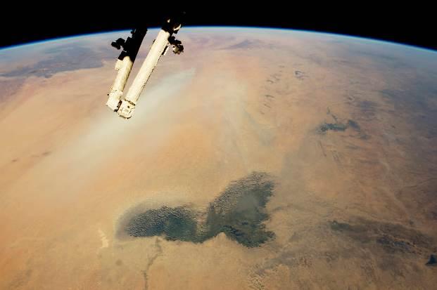 Planeta Pamant - Lacul Ciad