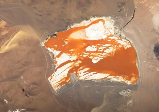 Planeta Pamant - Laguna Colorada