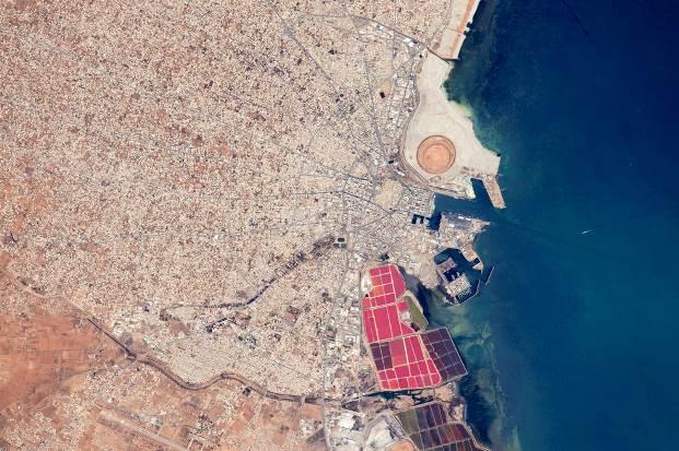 Planeta Pamant - Lacul Sfax