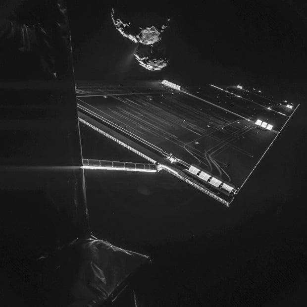 Poze frumoase - Cometa
