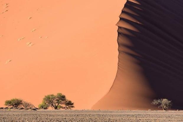 Poze frumoase - Desertul Namib