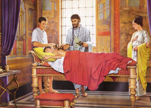 Roma Antica - Durata de viata