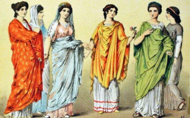 Roma Antica - Femei