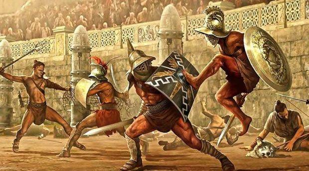 Roma Antica - Gladiatori