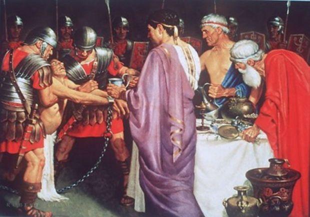 Roma Antica - Otrava