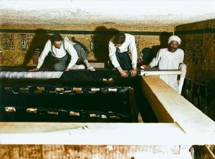 Tutankhamon Rulaj