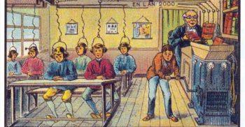 Cum își imaginau oamenii din secolul XIX că va arăta lumea în viitor