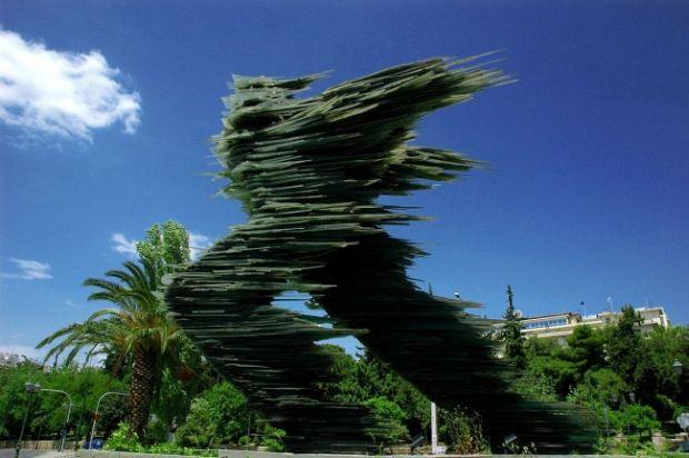 Sculpturi fascinante - Atletul