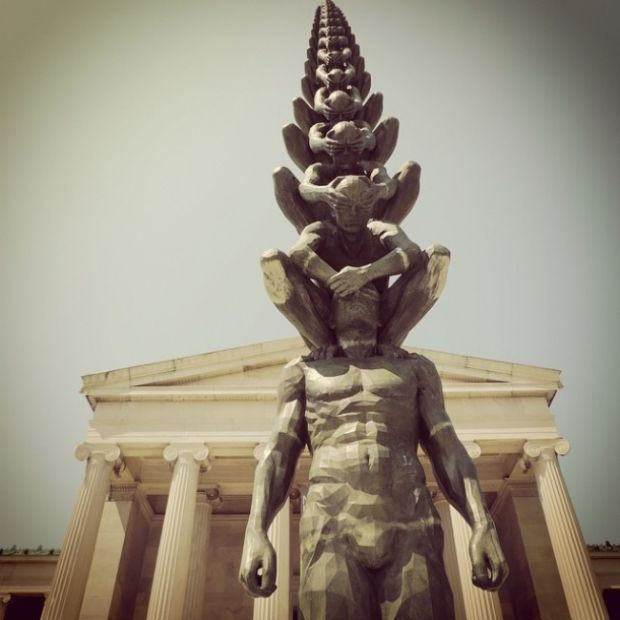 Sculpturi fascinante - Karma