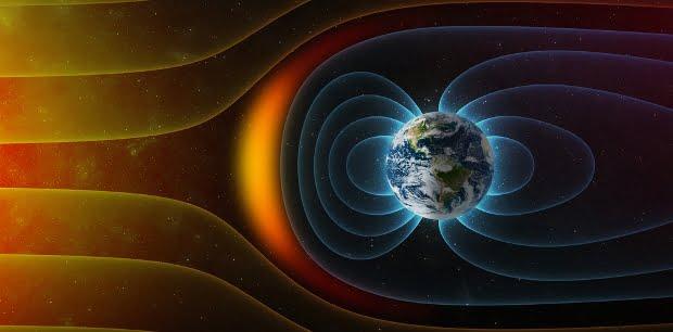Sfarsitul lumii - Campul magnetic