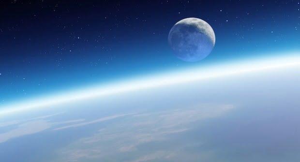 Sfarsitul lumii - Luna