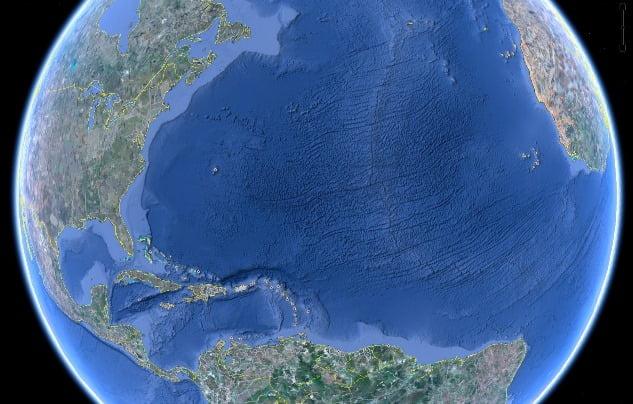 Sfarsitul lumii - Oceane