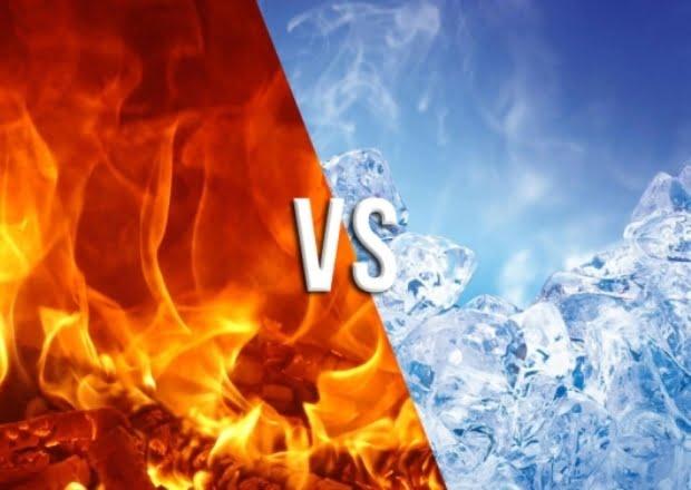 Sfarsitul lumii - Temperaturi