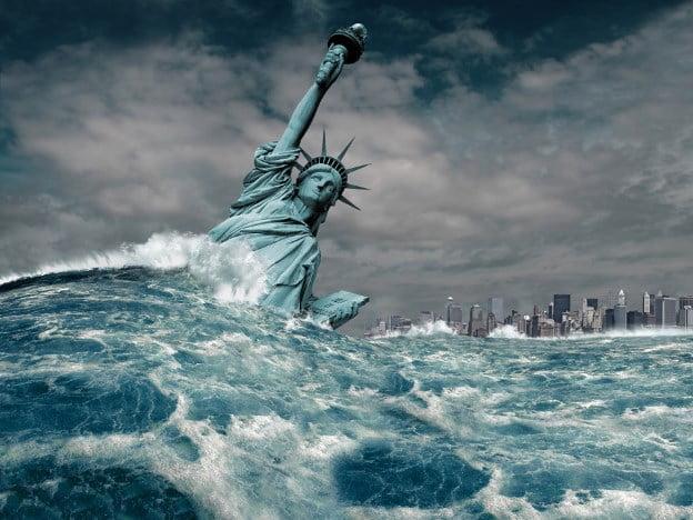 Sfarsitul lumii - Tsunami
