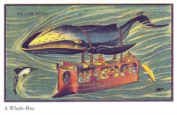 Lumea in viitor - Submarin