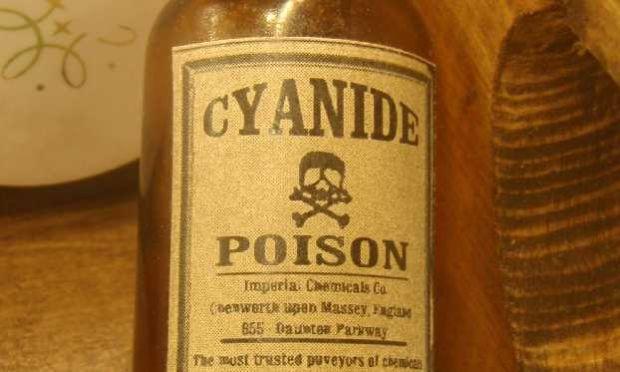 Substante toxice - Cianura