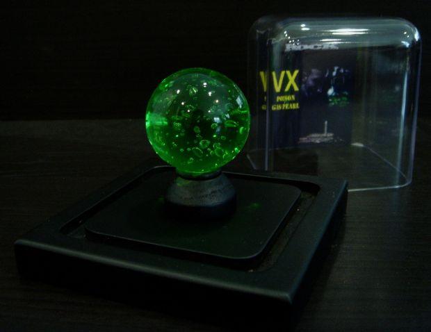 Substante toxice - VX