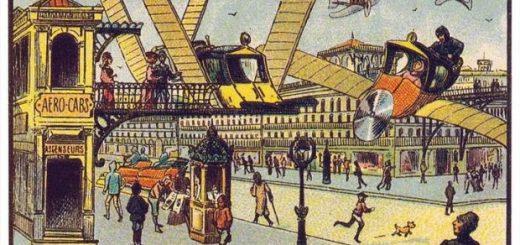 Lumea in viitor - Taxi