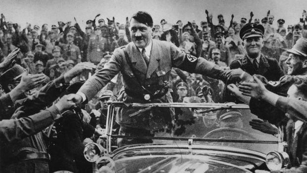 Tulburari psihice - Hitler