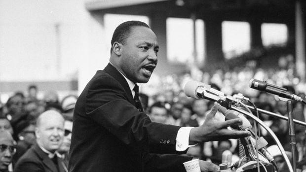 Tulburari psihice - Martin Luther King Jr
