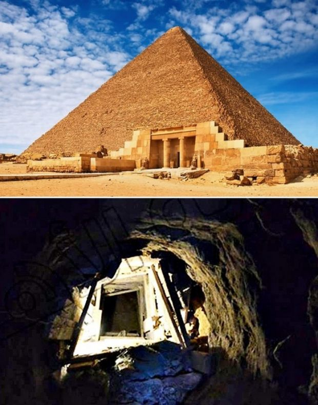 Tunel Marea Piramida