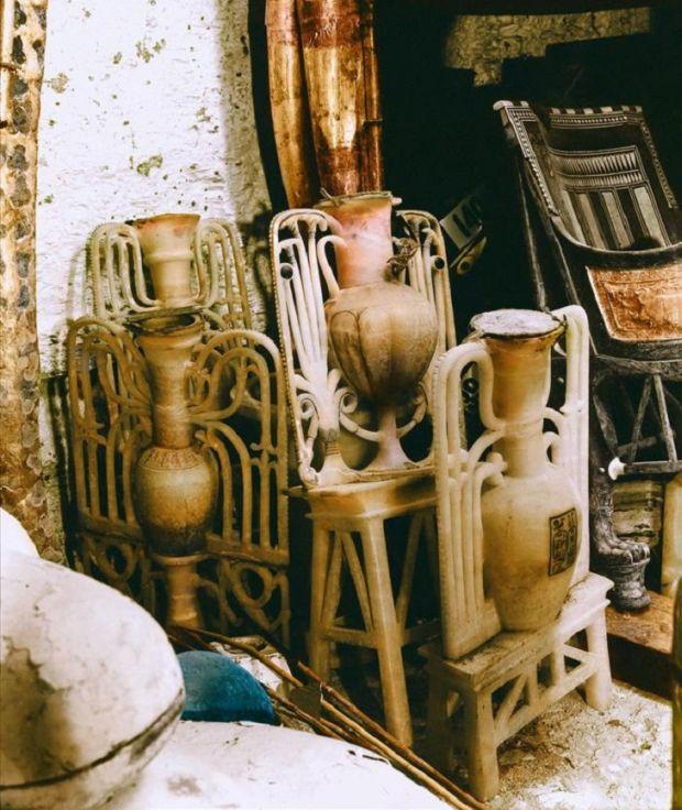 Vaze alabastru