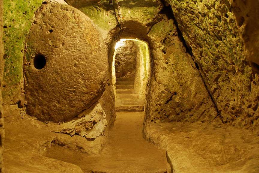 cappadocia - derinkuyu 3
