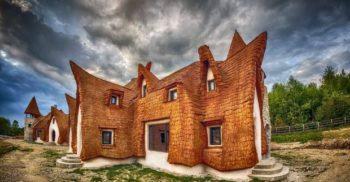 Locuri de poveste din România – Castelul de Lut din Valea Zânelor