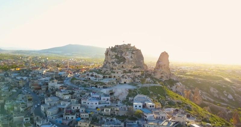 derinkuyu - cappadocia