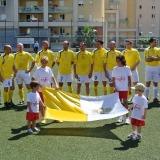 """Cine joacă în """"echipa de fotbal a lui Dumnezeu"""""""